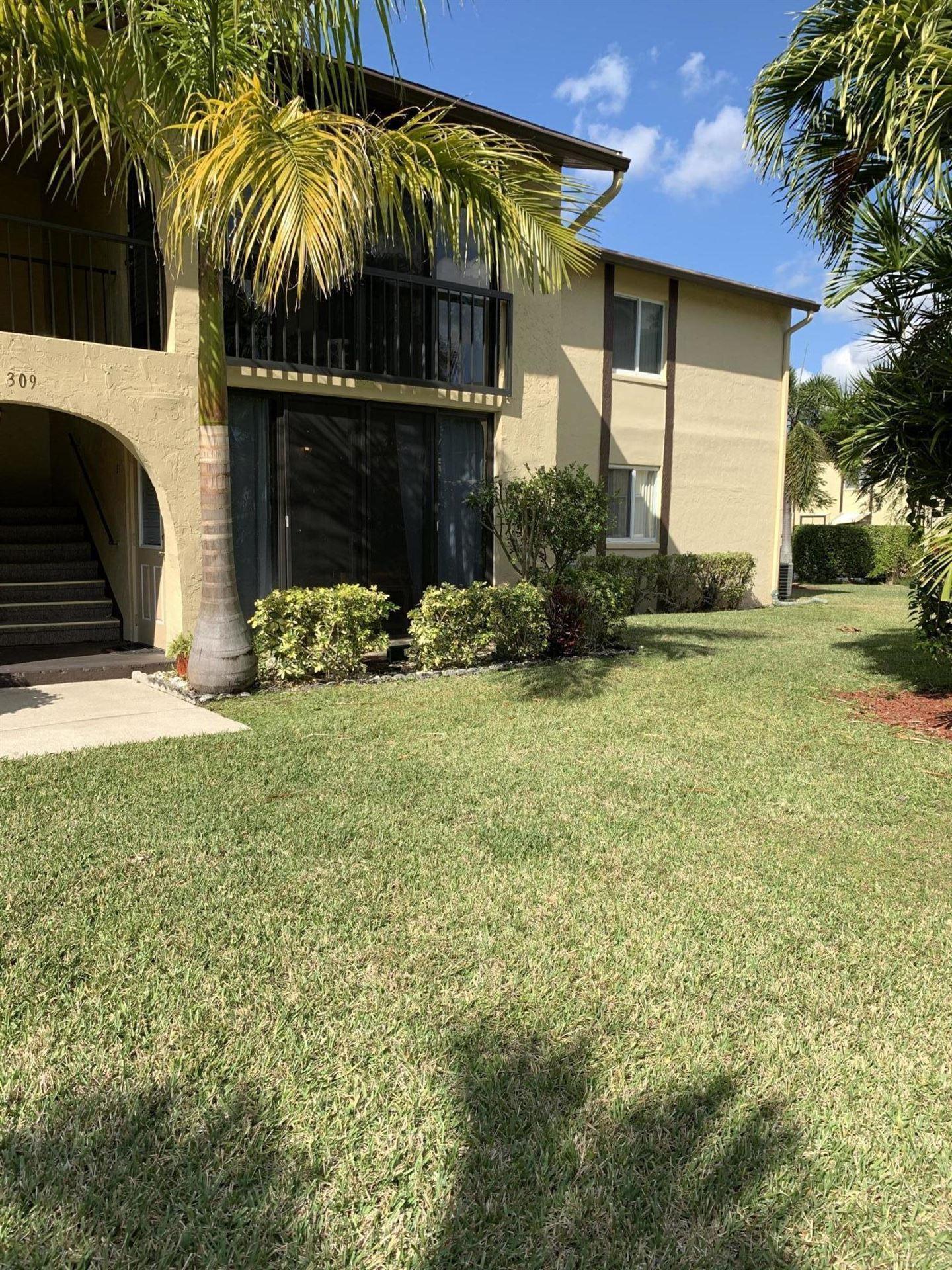 309 Pine Ridge Circle #B-2, Greenacres, FL 33463 - MLS#: RX-10698009