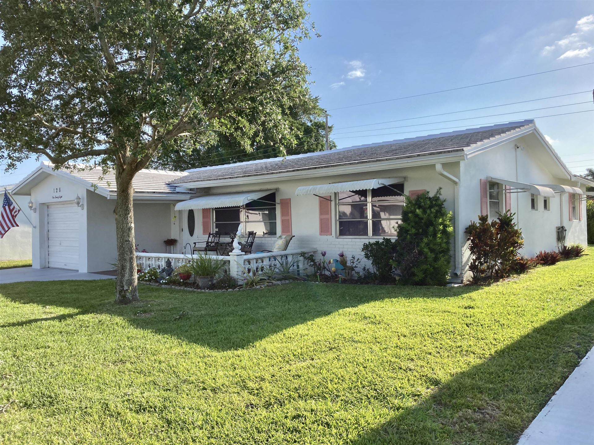 128 NW 10th Court, Boynton Beach, FL 33426 - #: RX-10707009