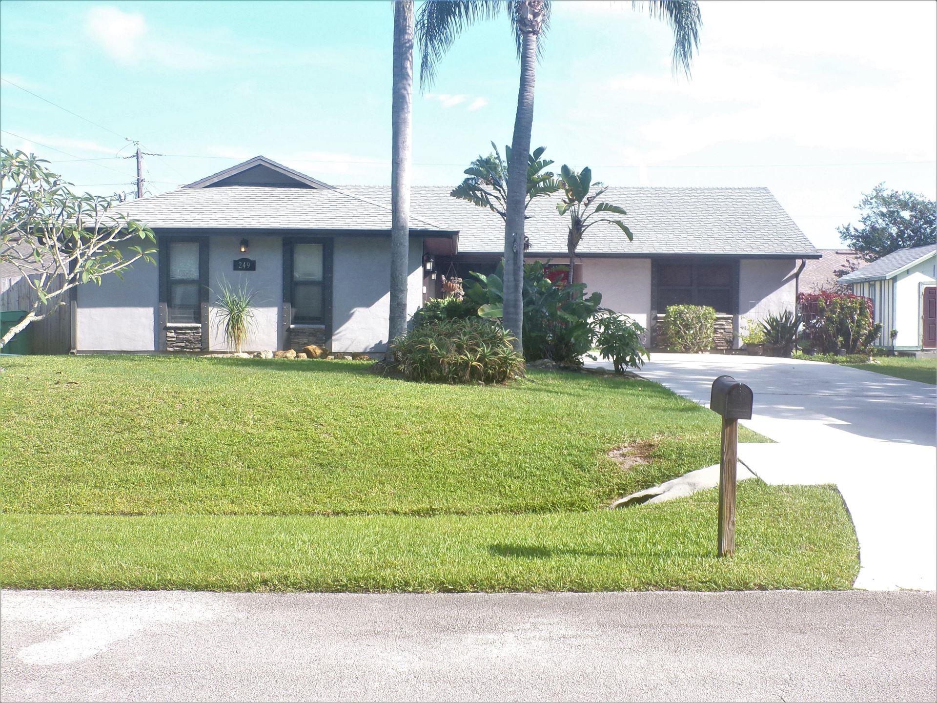 249 SW Nativity Terrace, Port Saint Lucie, FL 34984 - #: RX-10734009