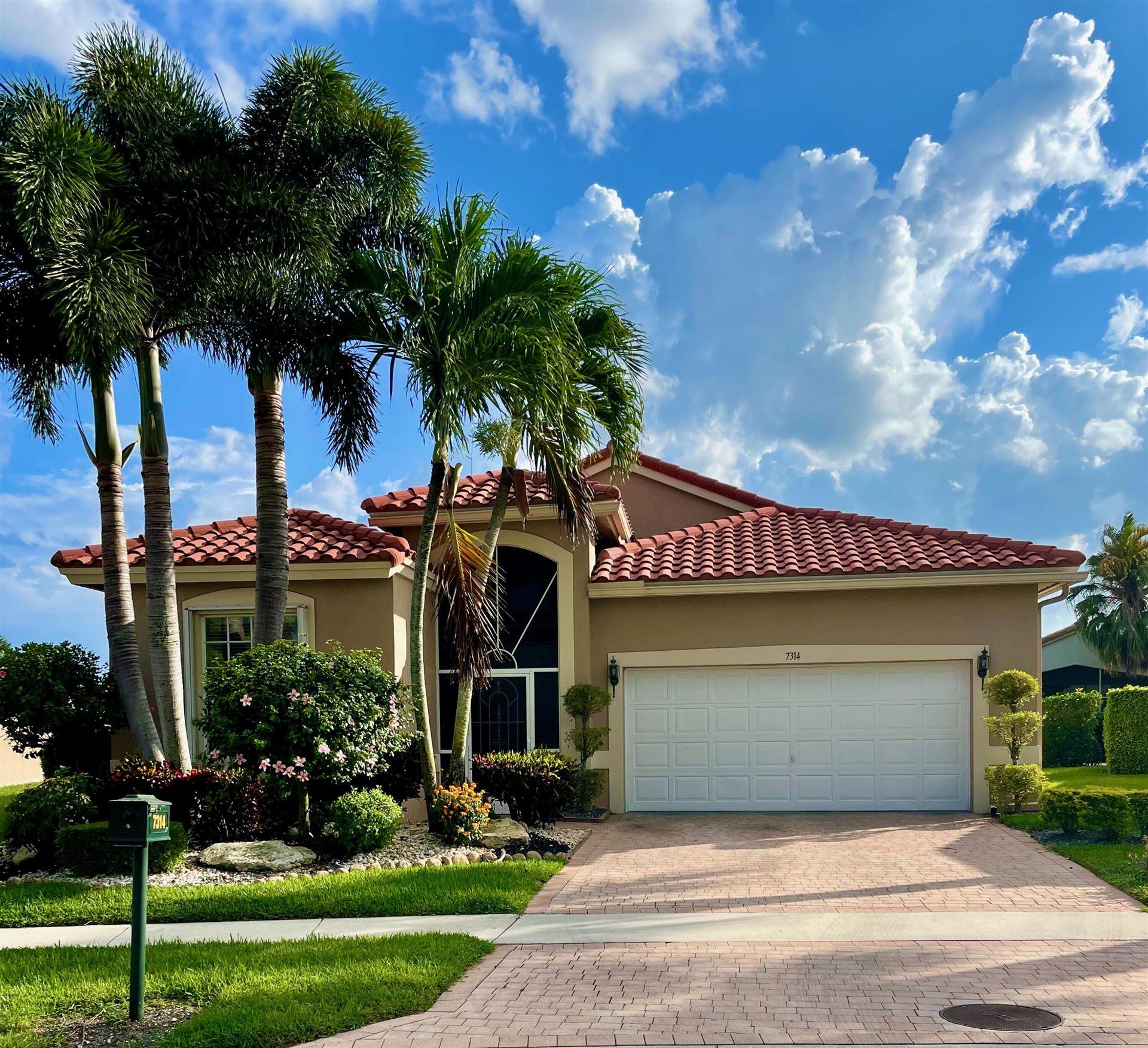 7314 Toscane Court, Boynton Beach, FL 33437 - MLS#: RX-10743009