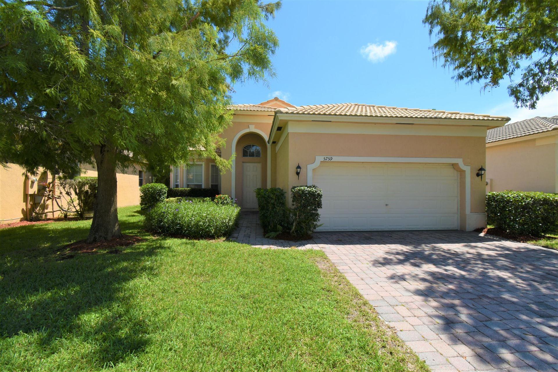5759 Sunberry Circle, Fort Pierce, FL 34951 - #: RX-10748009