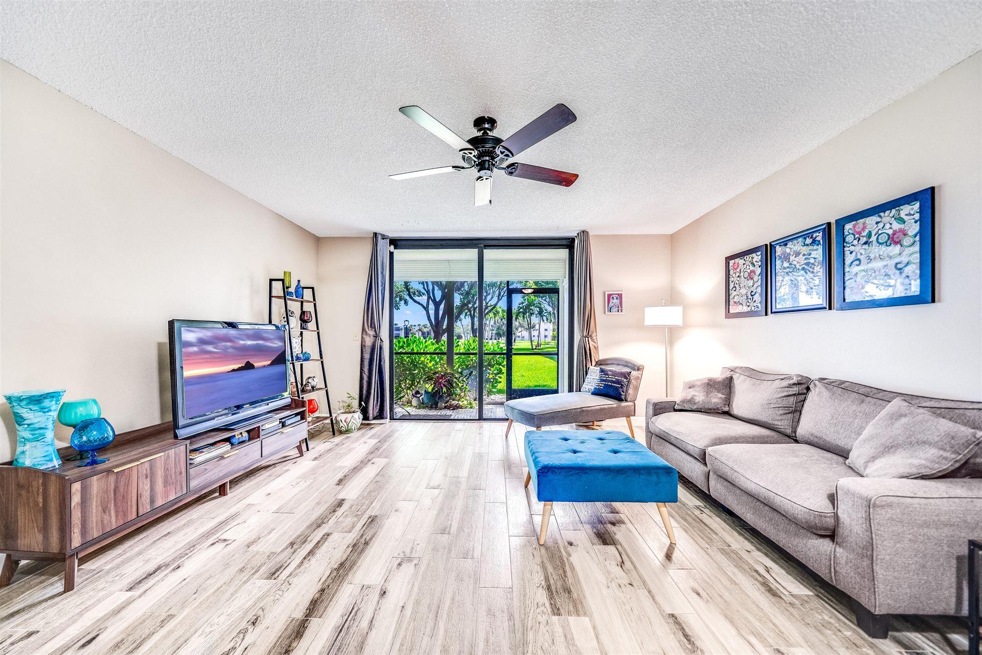 5280 Las Verdes Circle #108, Delray Beach, FL 33484 - MLS#: RX-10752009