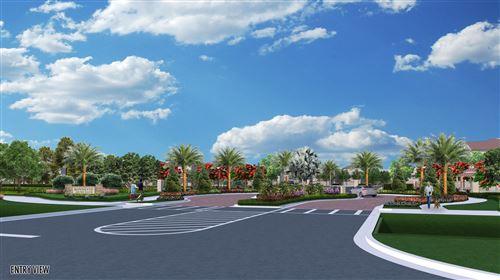 Tiny photo for 145 Bonnette Hunt Club Lane, Palm Beach Gardens, FL 33418 (MLS # RX-10513010)