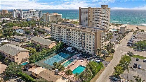 Photo of 1009 N Ocean Boulevard #613, Pompano Beach, FL 33062 (MLS # RX-10705011)