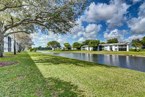 Photo of 15365 Lakes Of Delray Boulevard #213, Delray Beach, FL 33484 (MLS # RX-10719011)