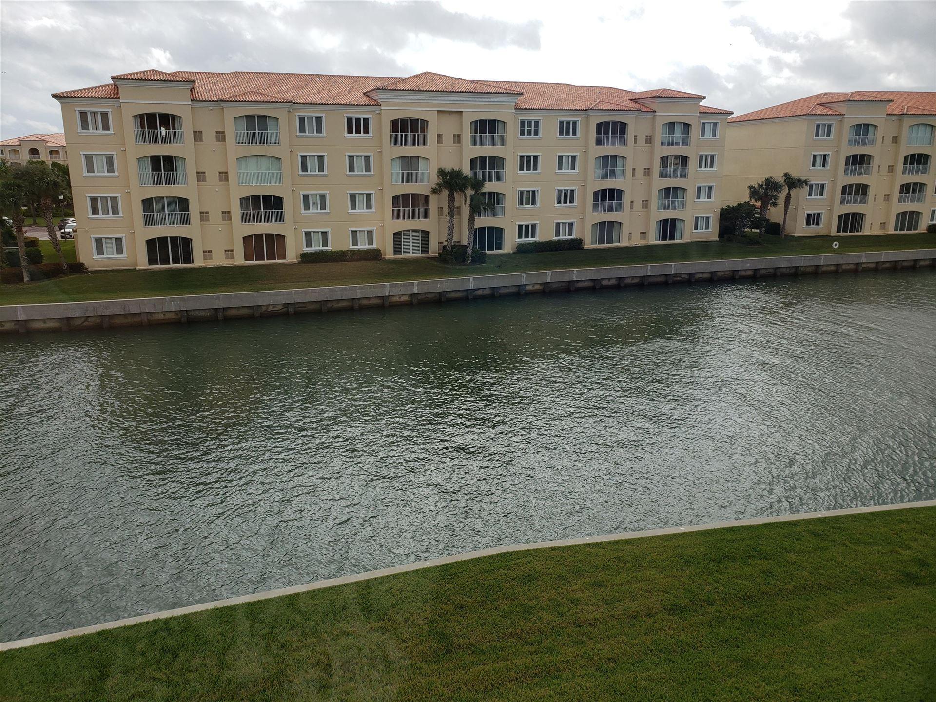 Photo of 7 Harbour Isle Drive E #305, Fort Pierce, FL 34949 (MLS # RX-10698011)