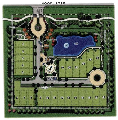 Tiny photo for 157 Bonnette Hunt Club Lane, Palm Beach Gardens, FL 33418 (MLS # RX-10513012)