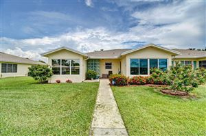 Photo of 5361 Lakefront Boulevard #A, Delray Beach, FL 33484 (MLS # RX-10552012)