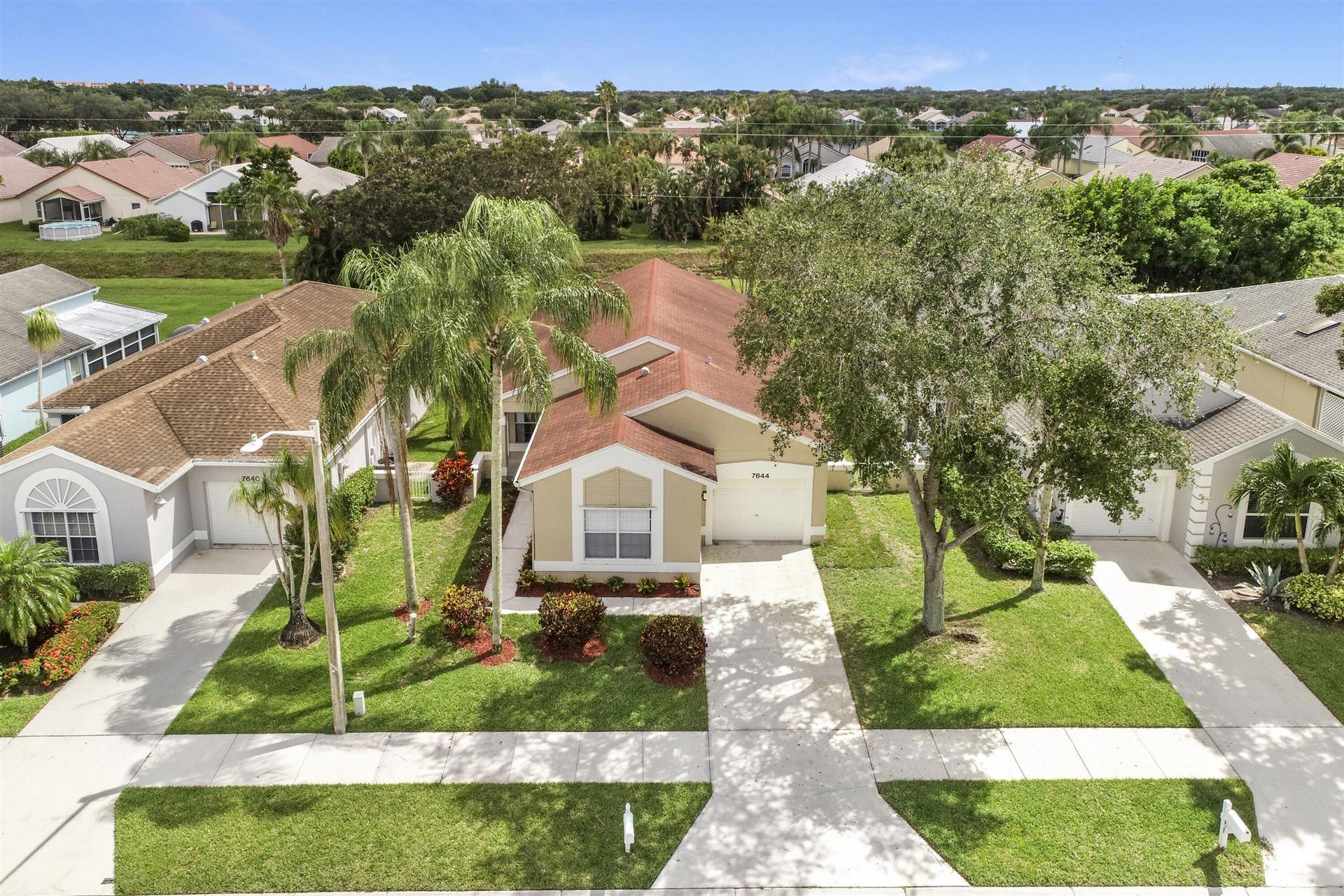 7644 Mansfield Hollow Road, Delray Beach, FL 33446 - MLS#: RX-10743012