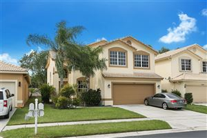 Photo of 7661 Colony Lake Drive, Boynton Beach, FL 33436 (MLS # RX-10572013)