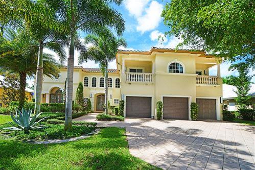 Photo of 3160 Westminster Drive, Boca Raton, FL 33496 (MLS # RX-10638013)