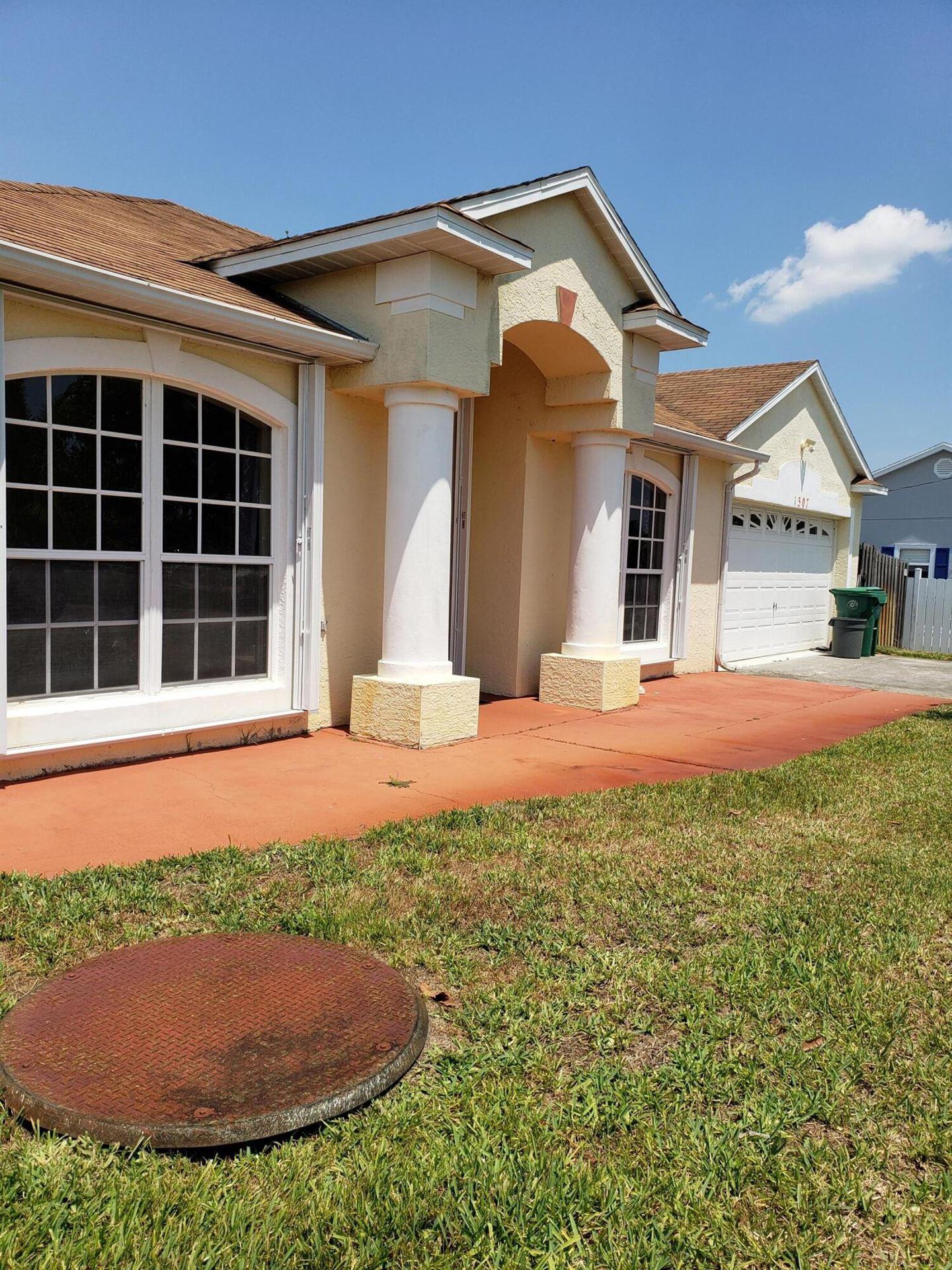 1307 SW Janette Avenue, Port Saint Lucie, FL 34953 - #: RX-10709013