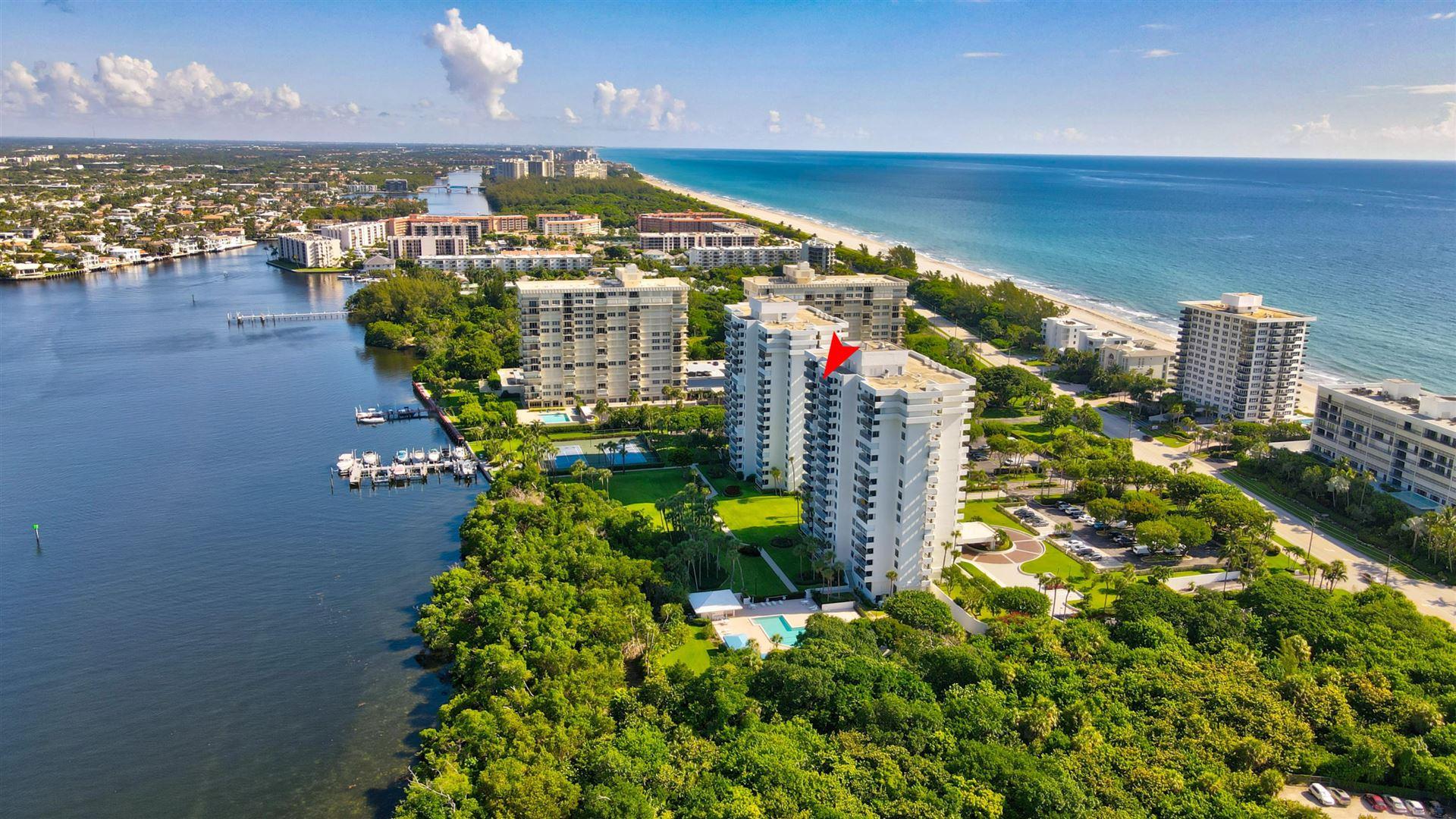 2001 N Ocean Boulevard #1604, Boca Raton, FL 33431 - MLS#: RX-10740013