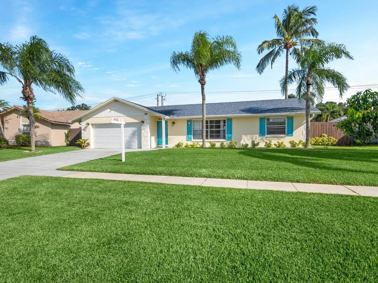 1381 Wyndcliff Drive, Wellington, FL 33414 - MLS#: RX-10745013
