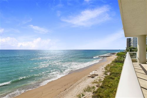 Photo of 5050 N Ocean Drive #402, Singer Island, FL 33404 (MLS # RX-10657014)