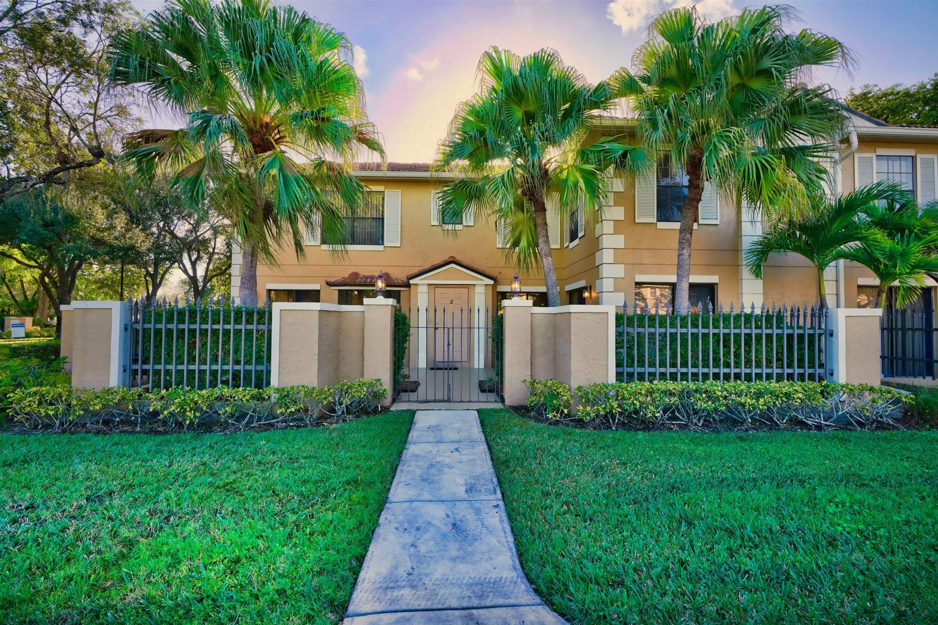 Photo of 365 Prestwick Circle #2, Palm Beach Gardens, FL 33418 (MLS # RX-10592014)