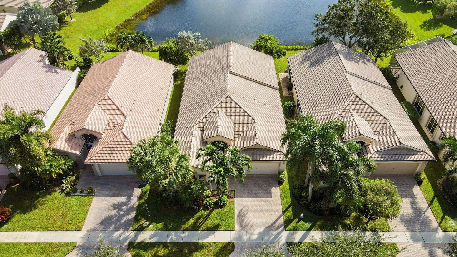 11446 Lanai Lane, Boynton Beach, FL 33437 - #: RX-10662014