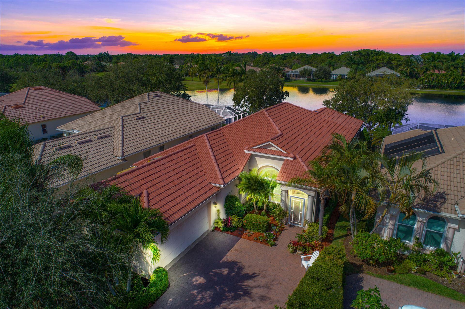 Photo of 4626 NW Wandering Oak Court, Jensen Beach, FL 34957 (MLS # RX-10673014)