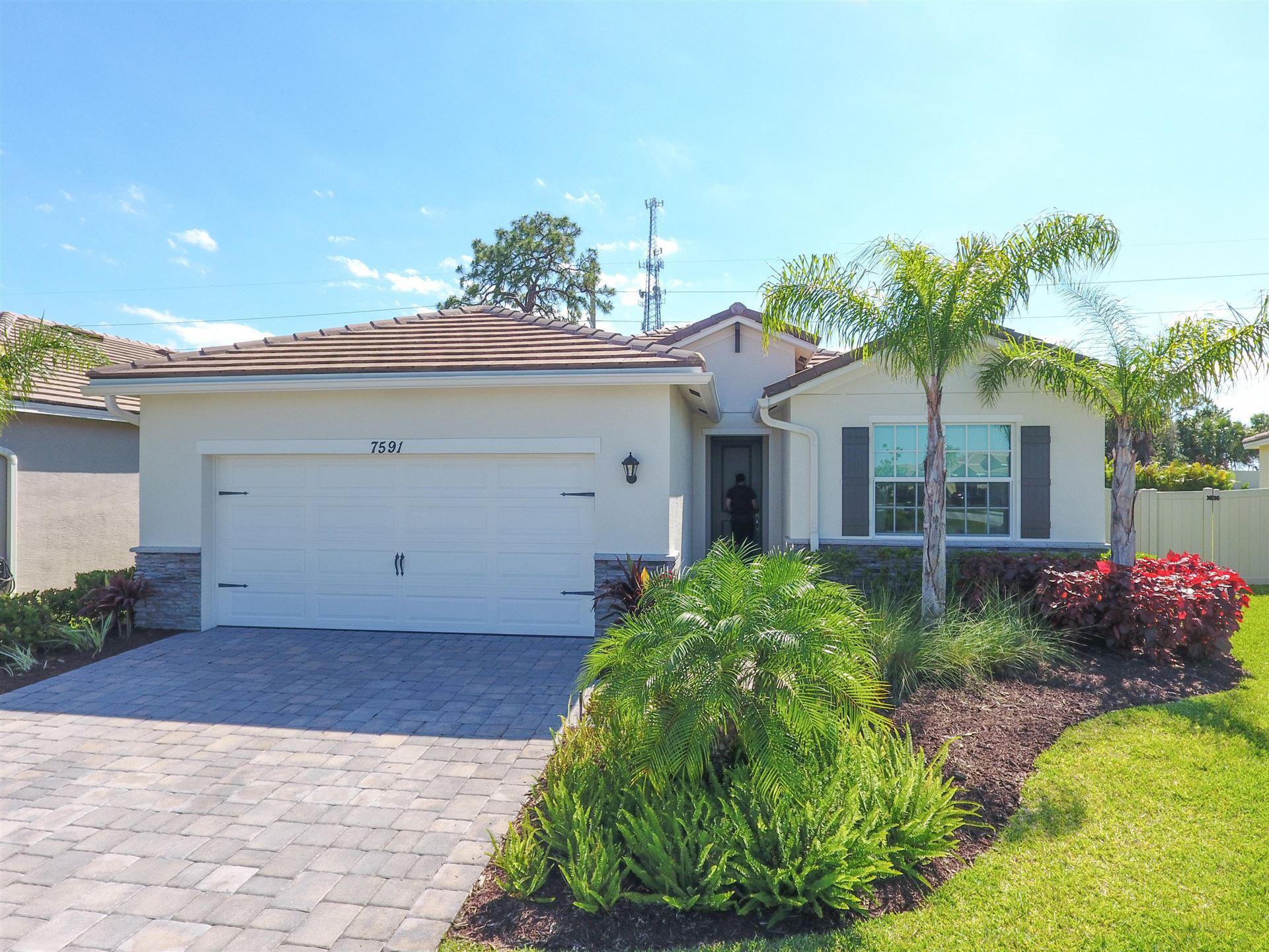 7591 SW Harbor Cove Drive, Stuart, FL 34997 - #: RX-10685014