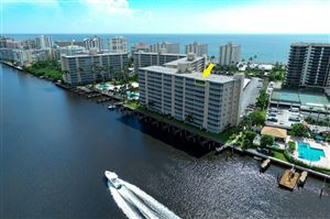 Photo of Listing MLS rx in 3310 S Ocean Boulevard #1031-D Highland Beach FL 33487