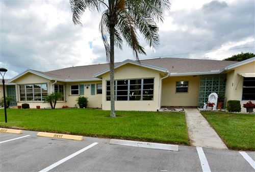 Photo of 5138 Lakefront Boulevard #C, Delray Beach, FL 33484 (MLS # RX-10581015)