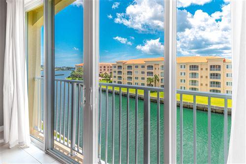 Photo of 7 Harbour Isle Drive E #Ph 1, Hutchinson Island, FL 34949 (MLS # RX-10635015)