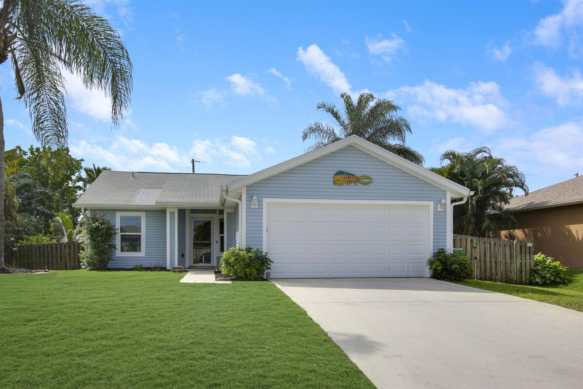 1114 SW Fargo Avenue, Port Saint Lucie, FL 34953 - #: RX-10695015