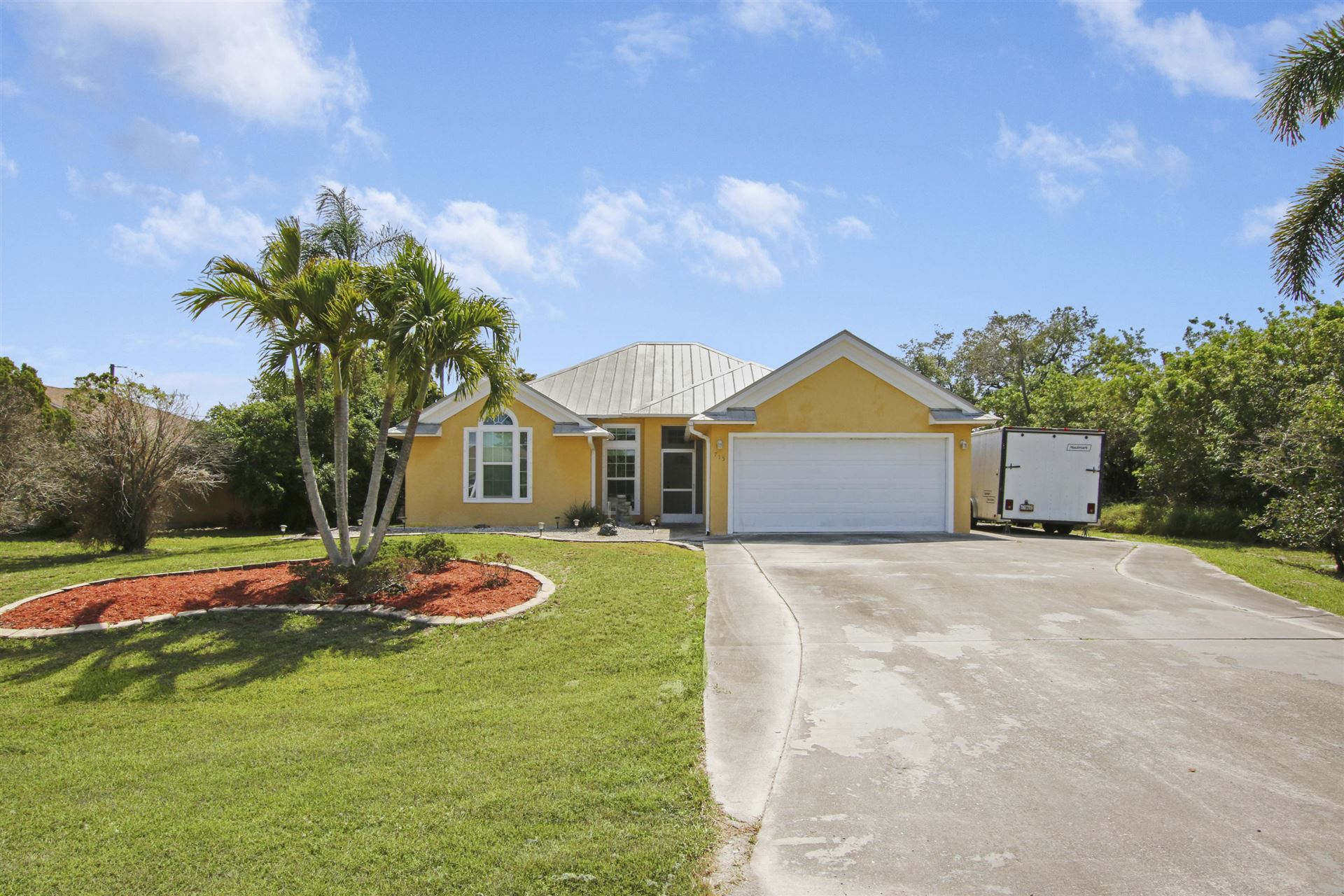 715 SW Hogan Street, Port Saint Lucie, FL 34983 - MLS#: RX-10714016