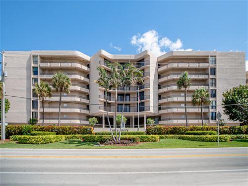 Photo of Listing MLS rx in 3610 S Ocean Boulevard #303 South Palm Beach FL 33480