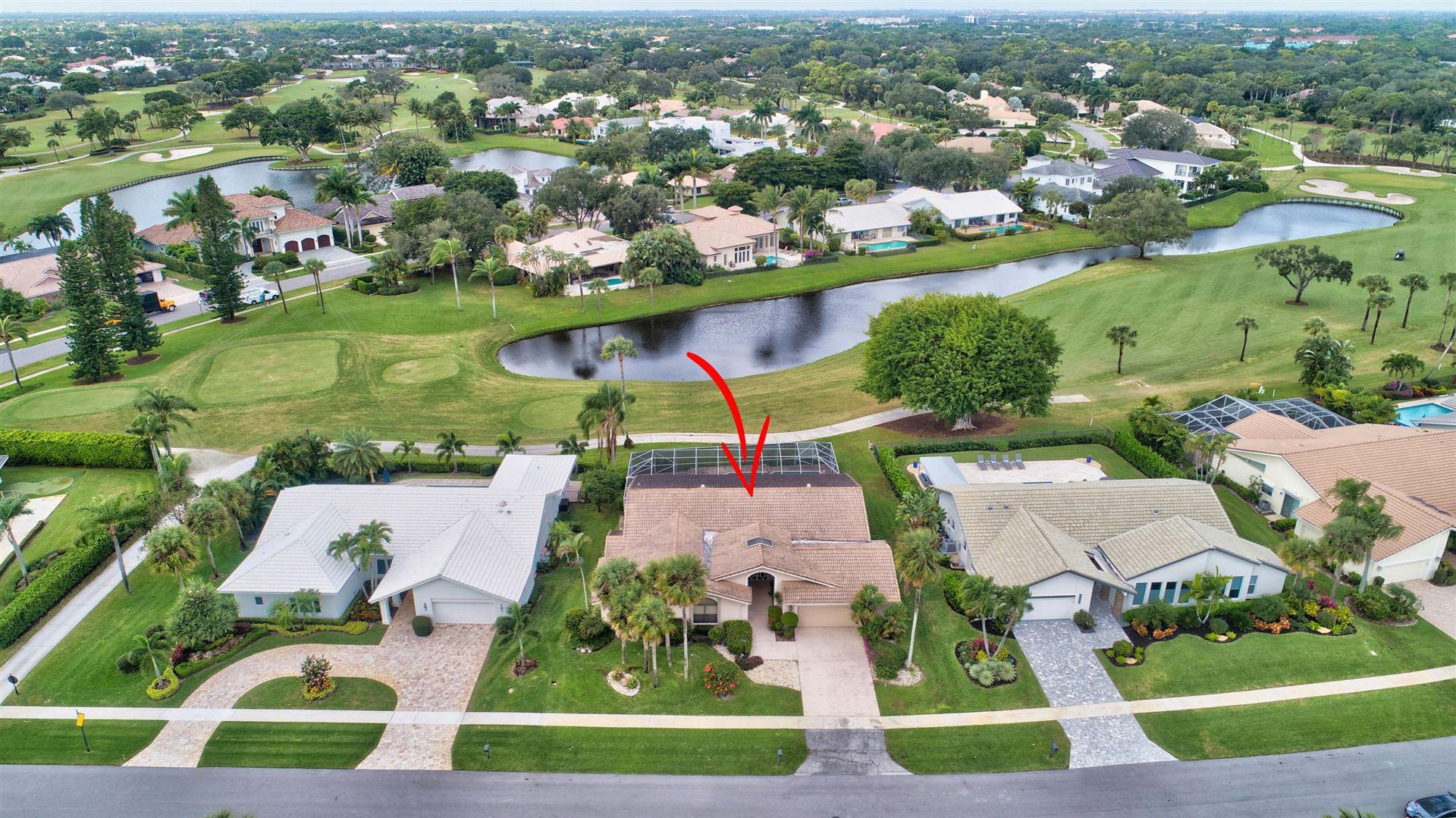 16695 Ironwood Drive, Delray Beach, FL 33445 - #: RX-10592017