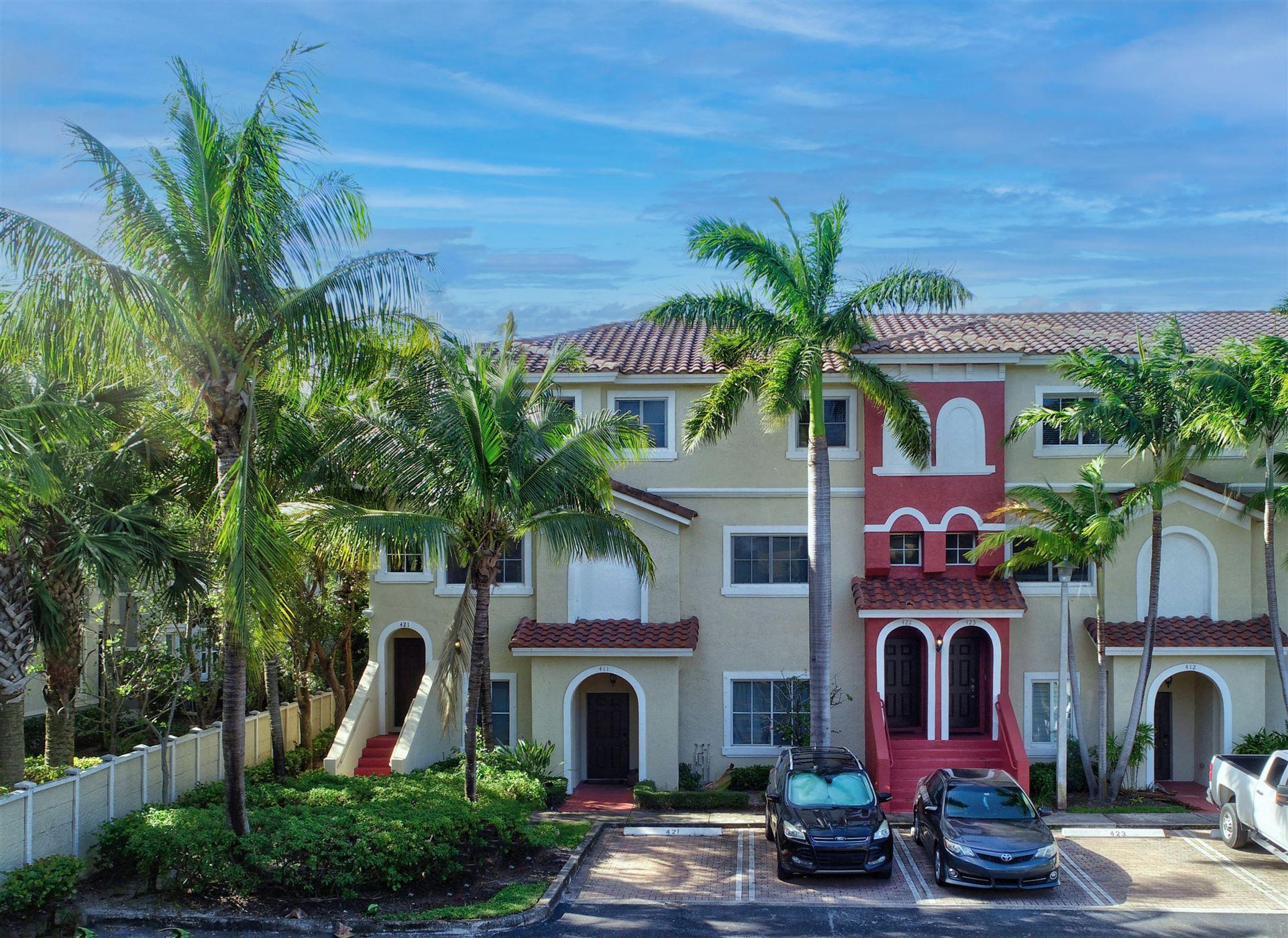 421 Bayfront Drive, Boynton Beach, FL 33435 - #: RX-10673017