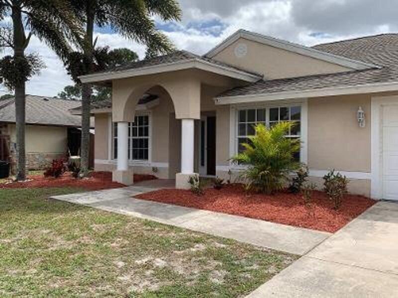 1334 SW Bartell Avenue, Port Saint Lucie, FL 34953 - #: RX-10705017