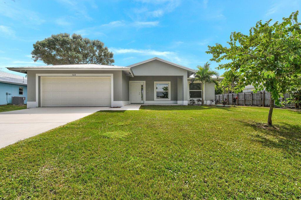 368 SE Husted Terrace, Port Saint Lucie, FL 34983 - #: RX-10754017