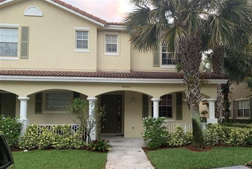 Photo of Listing MLS rx in 4545 Highgate Drive #C Delray Beach FL 33445