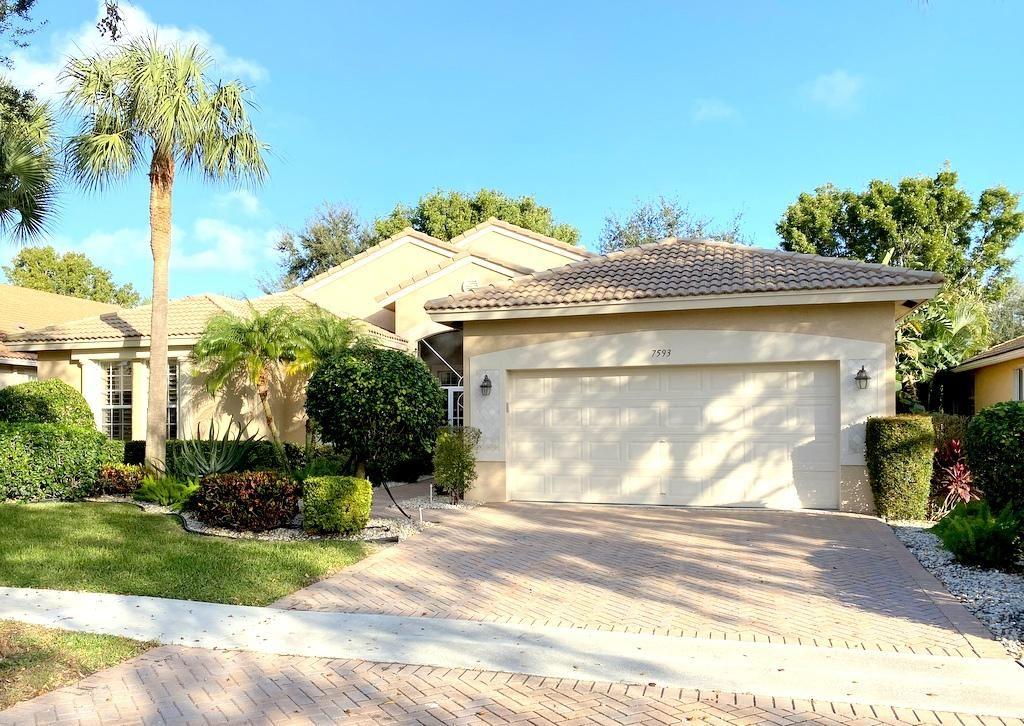 Photo of 7593 Lockhart Way, Boynton Beach, FL 33437 (MLS # RX-10585018)