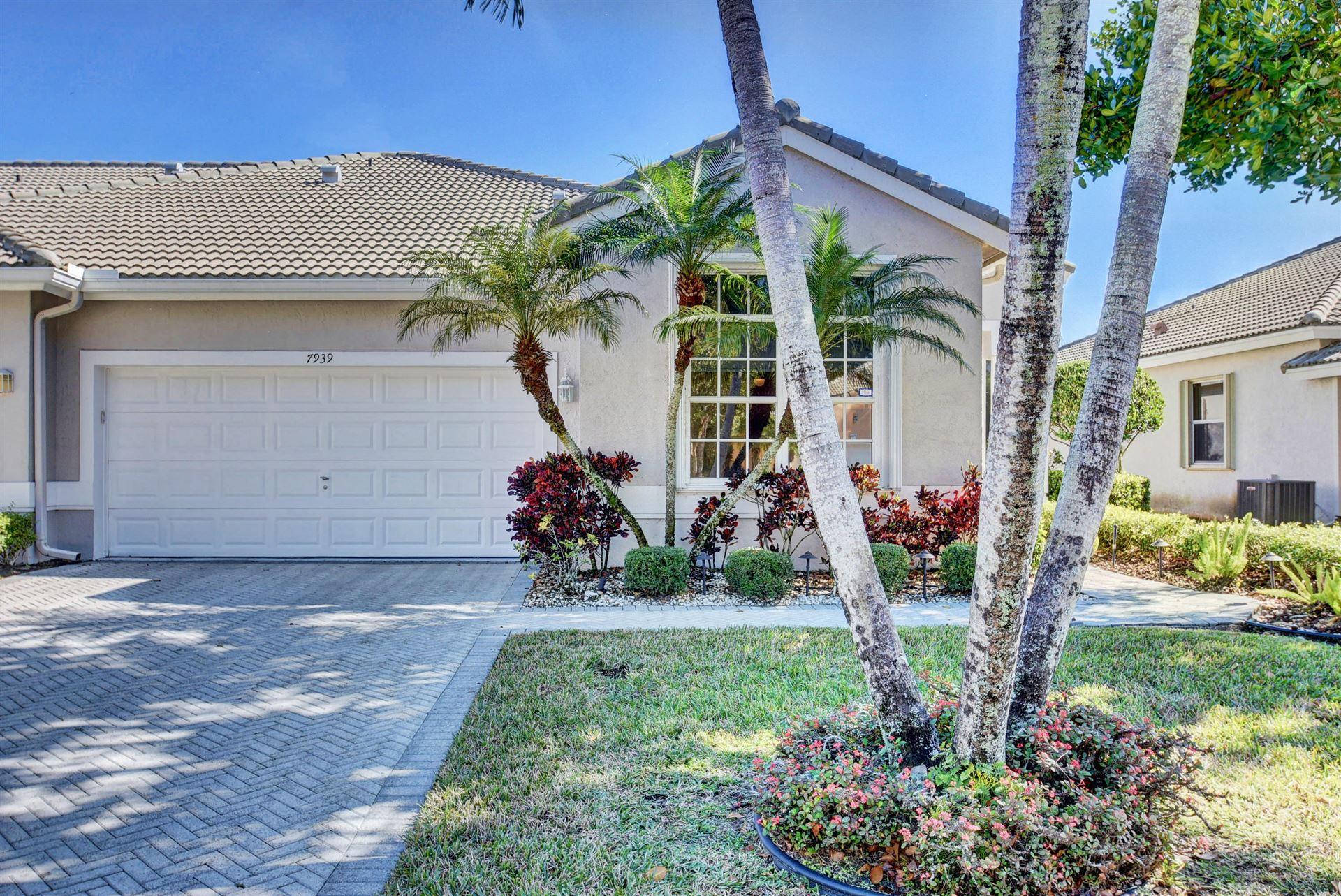 7939 Rockford Road, Boynton Beach, FL 33472 - #: RX-10686018