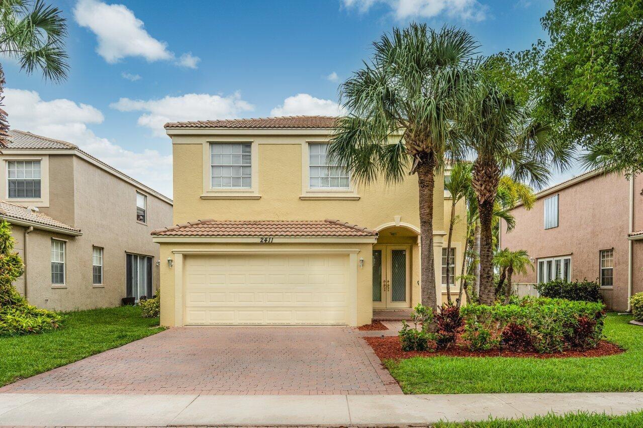 2411 Westmont Drive, Royal Palm Beach, FL 33411 - MLS#: RX-10726018