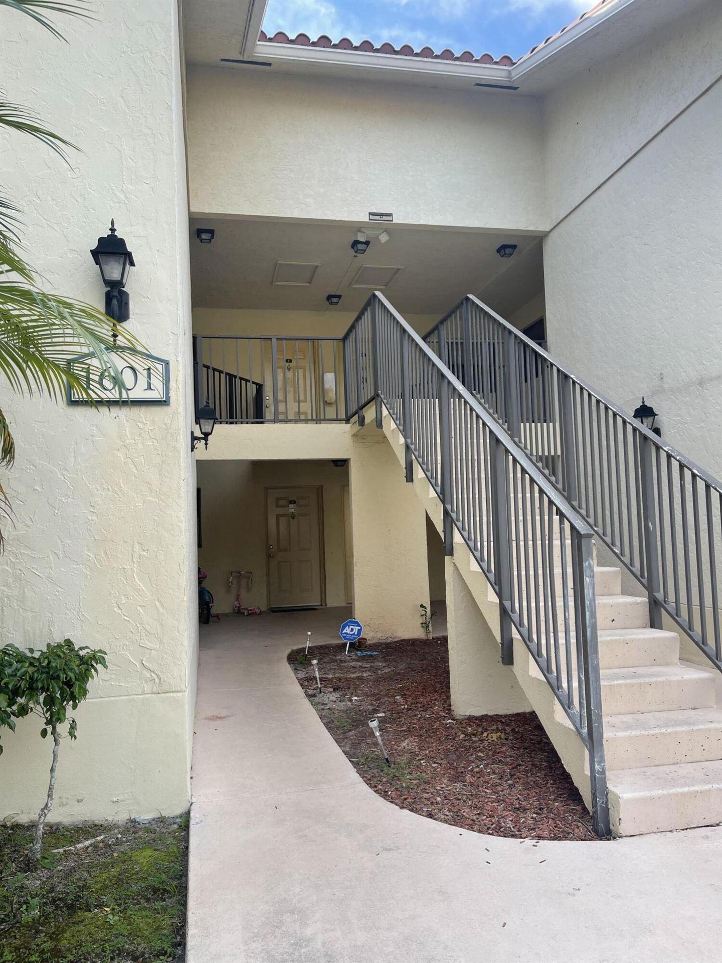 1601 Balfour Point #B, West Palm Beach, FL 33411 - MLS#: RX-10751018