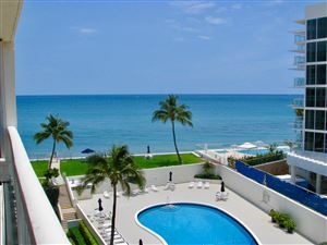 Photo of Listing MLS rx in 3570 S Ocean Boulevard #604 South Palm Beach FL 33480