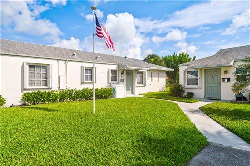 Photo of 3177 Meridian Way S #2, Palm Beach Gardens, FL 33410 (MLS # RX-10637019)