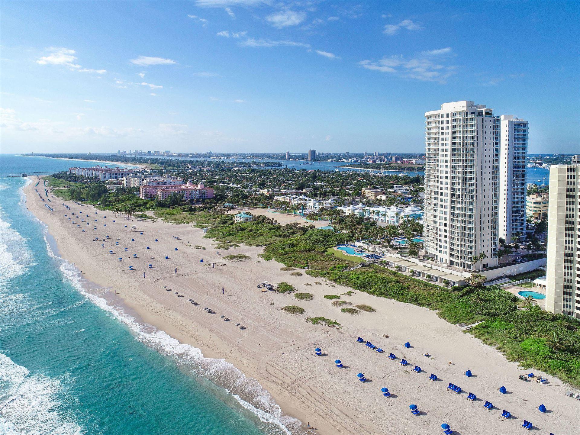 2700 N Ocean Drive #Lph-4b, Riviera Beach, FL 33404 - #: RX-10611019
