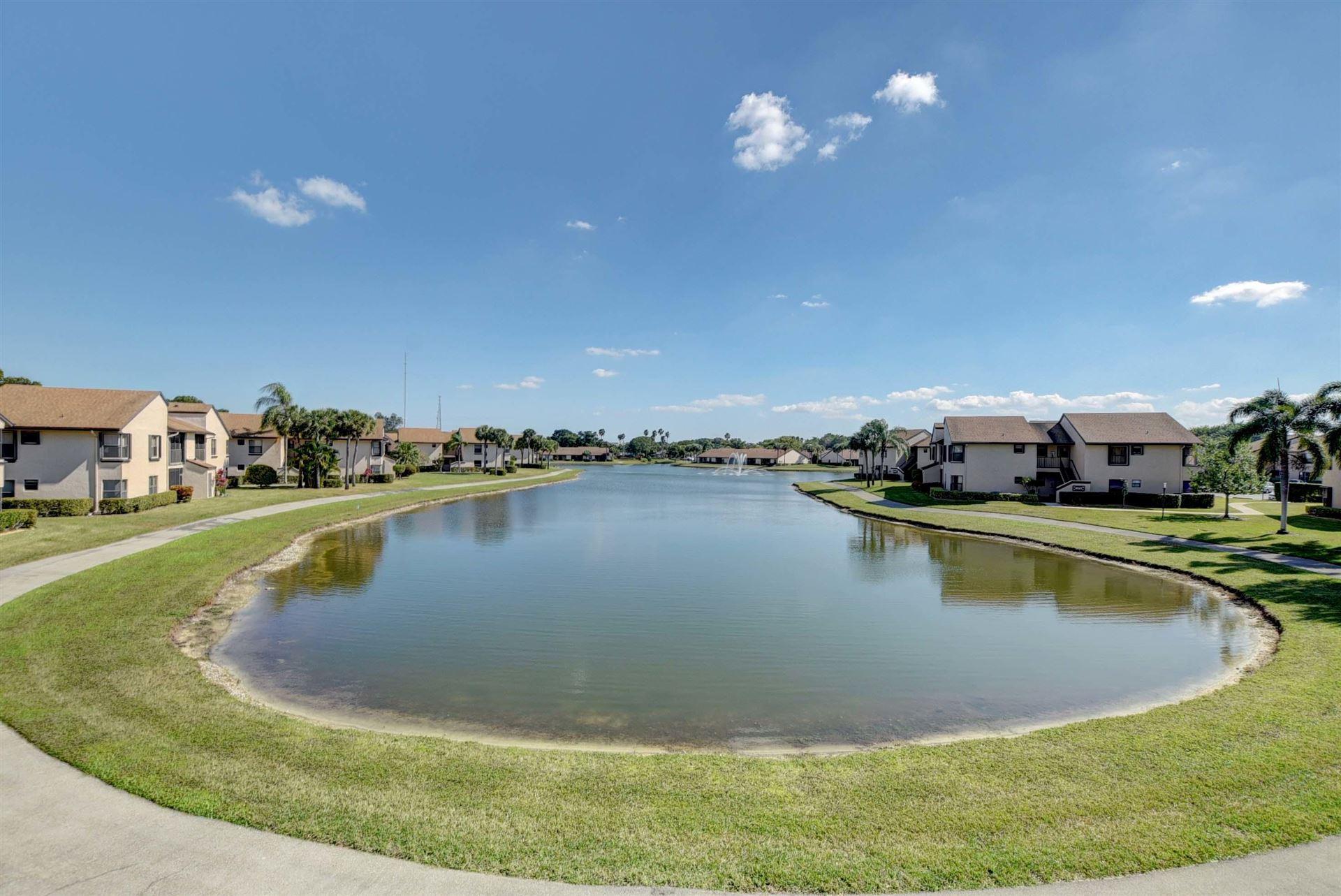 8601 W Boca Glades Boulevard W #E, Boca Raton, FL 33434 - #: RX-10688019