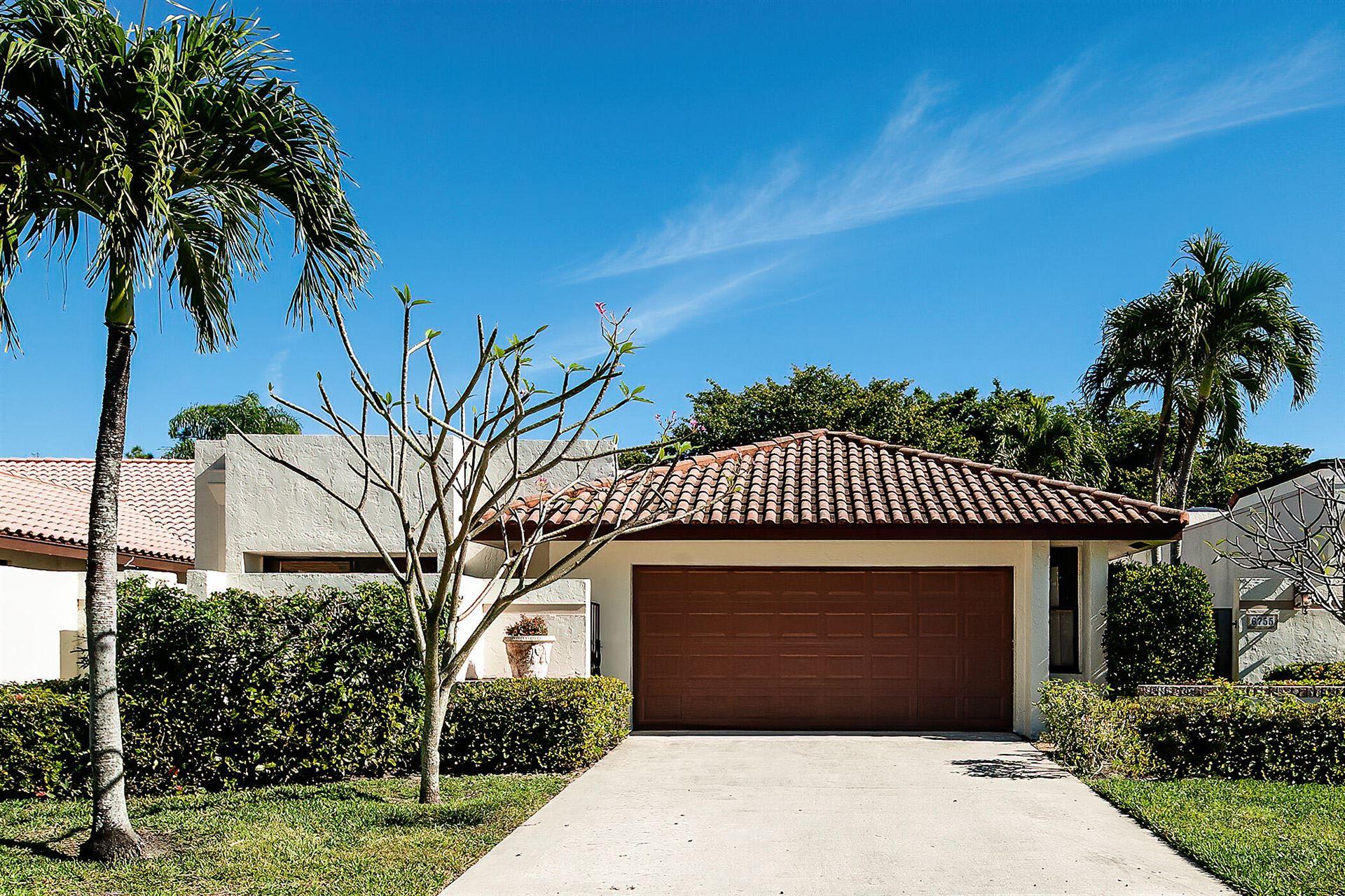 6755 Lago Vista Terrace, Boca Raton, FL 33433 - #: RX-10709019