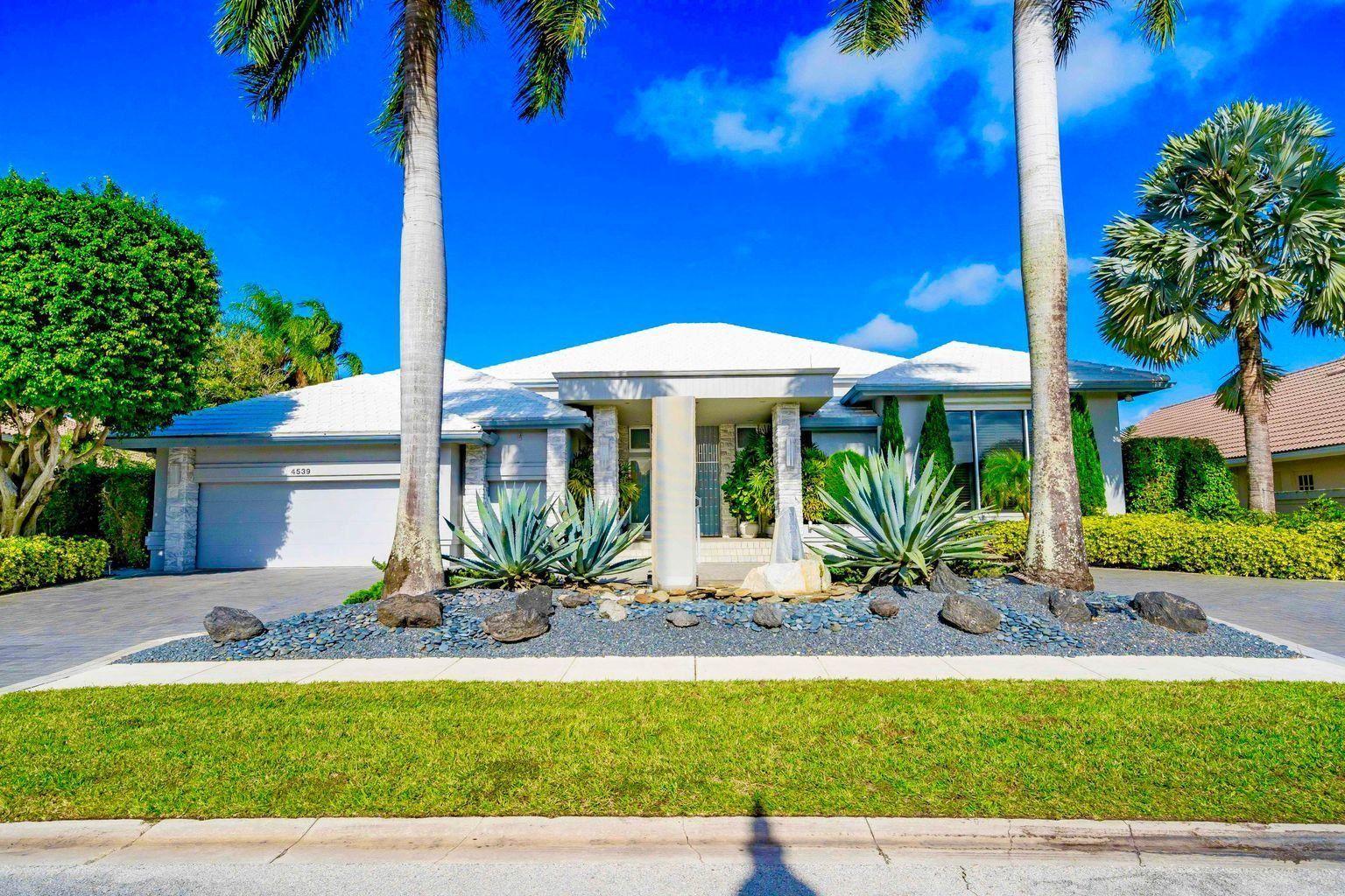 4539 Bocaire Boulevard, Boca Raton, FL 33487 - #: RX-10718019