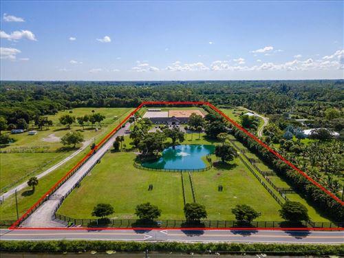 Photo of 2650 A Road, Loxahatchee Groves, FL 33470 (MLS # RX-10742020)