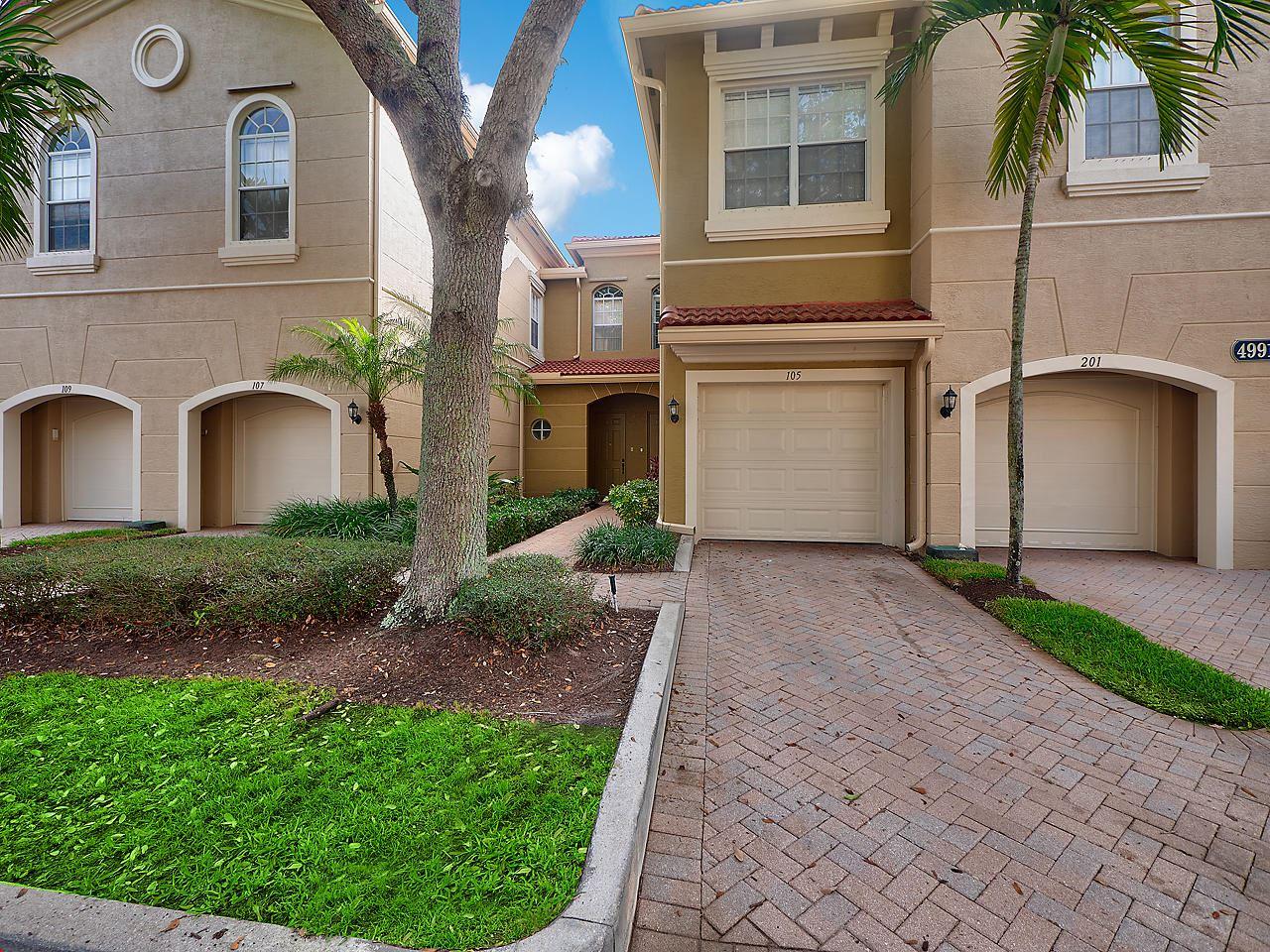 Photo of 4991 Bonsai Circle #105, Palm Beach Gardens, FL 33418 (MLS # RX-10709020)