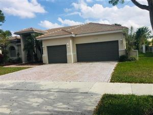 Photo of 12500 Countryside Terrace, Cooper City, FL 33330 (MLS # RX-10526021)