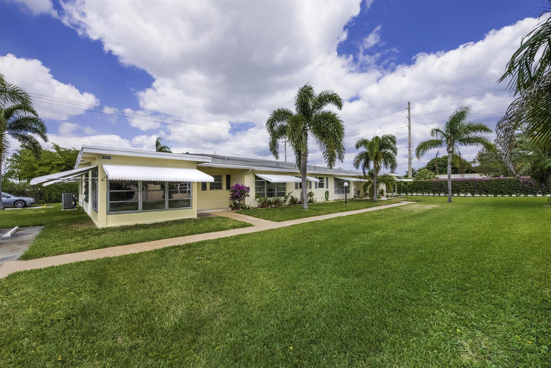 3330 Loren Road #A, Boynton Beach, FL 33435 - #: RX-10702021