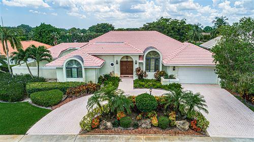 Photo of 10754 Stonebridge Boulevard, Boca Raton, FL 33498 (MLS # RX-10638022)