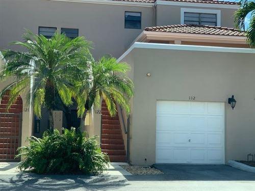 Photo of 6614 Villa Sonrisa Drive #112, Boca Raton, FL 33433 (MLS # RX-10654022)